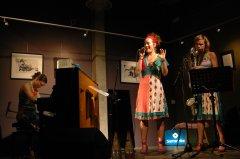 concert, jazz, Kalima, Sascha Ley,Laia Genc, Anne Kaftan