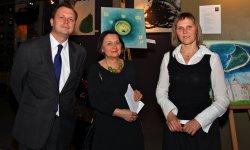 expo, paintings Hanna Trampert