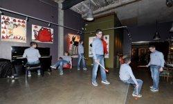 expo, paintings, Joel Meiers