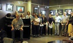 concert, choir, Sing by Foot, INEEC