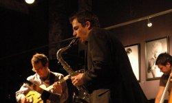 concert, jazz, Greg Lamy, Jean-Marc Robin, Gautier Laurent, Johannes Mueller