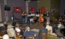 concert, klezmer, International Vianden Music Festival, Will Cicola, Simone Weber, Daniel Pereira, Roland Nebe