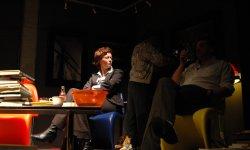 theater, spectacle, show, Le dieu du carnage, Joé Heintzen, Liette Schanet, Monique Poncelet, René Engel, Guy Hastedt